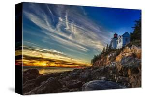 Bass Harbor Lighthouse by Robert Lott