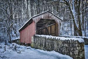 Laurels Bridge #2 by Robert Lott
