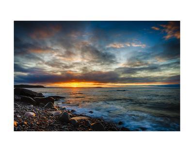 Sunrise on Boulder Beach