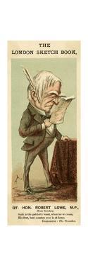 Robert Lowe 1874