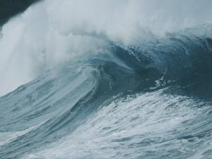 Crashing Wave by Robert Madden