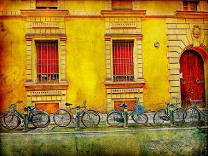 Bicicletta IV by Robert Mcclintock