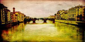 Italy Panorama II by Robert Mcclintock