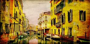 Italy Panorama III by Robert Mcclintock