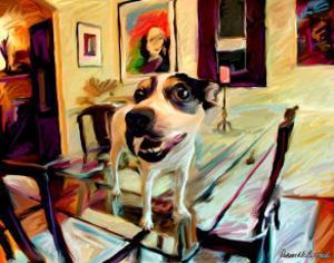 Juan's Bad Dog by Robert Mcclintock