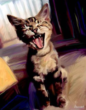 Laugh Out Loud by Robert Mcclintock