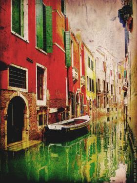 Streets of Italy II by Robert Mcclintock