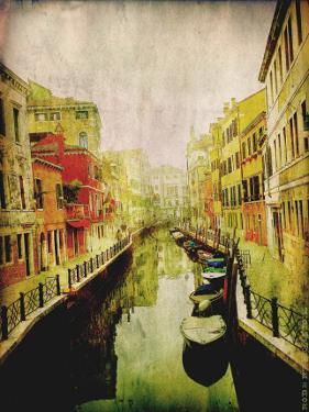 Streets of Italy III by Robert Mcclintock