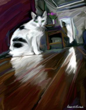 Tippy Lou by Robert Mcclintock