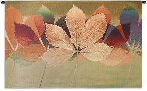 Leaf Dance II by Robert Mertens
