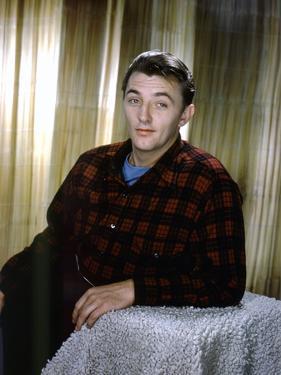 Robert Mitchum (1917- 1997) dans les annees 40, 1940s (photo)