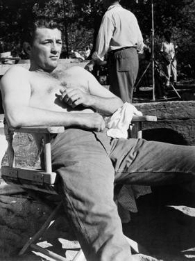 Robert Mitchum, 1956