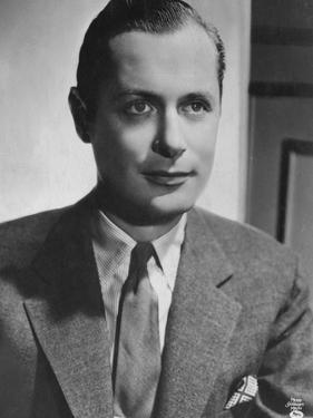 Robert Montgomery (1904-198), American Actor and Director, 20th Century