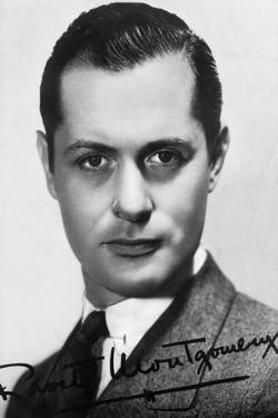 Robert Montgomery (1904-198), American Actor and Director, C1930s-C1940s