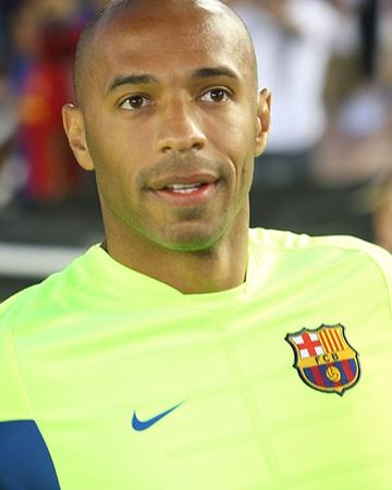 Aug 1, 2009, FC Barcelona vs Los Angeles Galaxy - Thierry Henry by Robert Mora