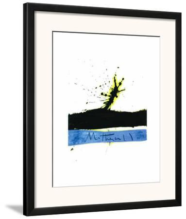 Beside the Sea No. 1, c.1962 by Robert Motherwell