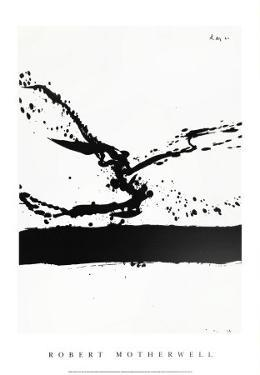 Beside the Sea No. 24, c.1962 by Robert Motherwell