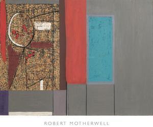 La Resistance, 1945 by Robert Motherwell