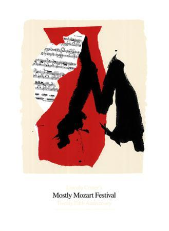 Mostly Mozart Festival by Robert Motherwell