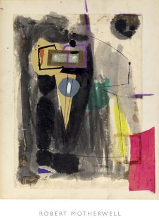 Untitled, 1943 by Robert Motherwell