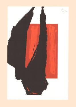 Untitled by Robert Motherwell