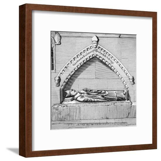 Robert of Lorraine--Framed Giclee Print