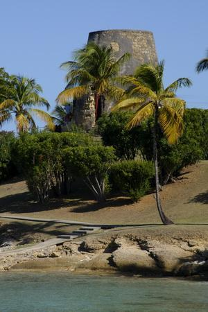Old Sugar Windmill