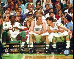 Robert Parish, Larry Bird, & Kevin McHale