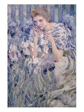 Fleur De Lys by Robert Payton Reid