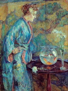 The Goldfish Bowl by Robert Payton Reid