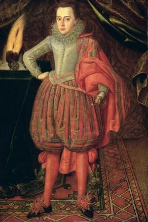 Charles I (1600-49)