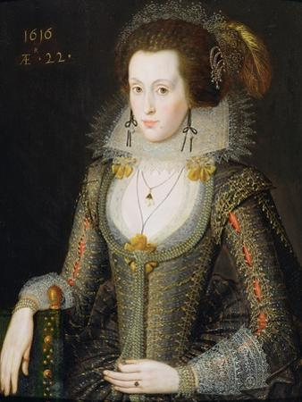 Elizabeth Poulett, 1616