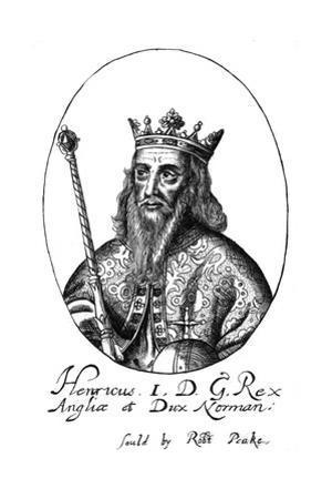 Henry I, King of England