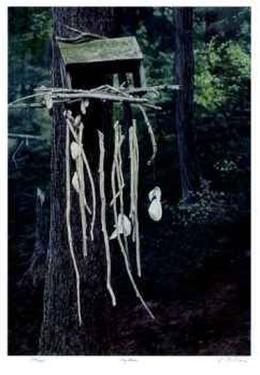 Dry Bones by Robert Pellelt