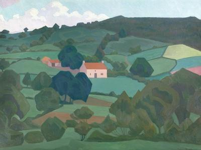 Burford Farm, Devon, 1918
