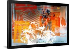Bicycle, National Gallery by Robert Rauschenberg