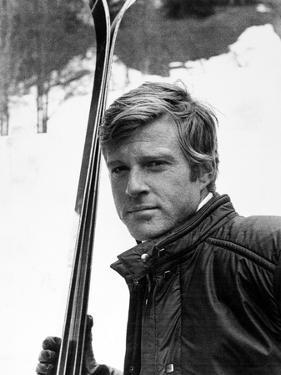 """Robert Redford. """"Downhill Racer"""" [1969], Directed by Michael Ritchie."""