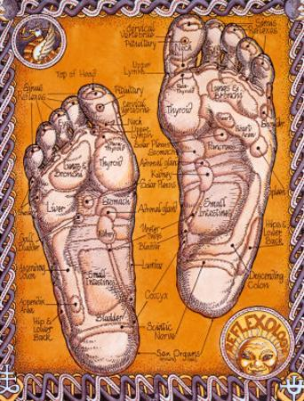 Reflexology by Robert Rosenthal