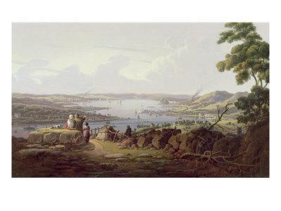 View of Greenock, Scotland