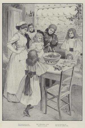The Christmas Cook