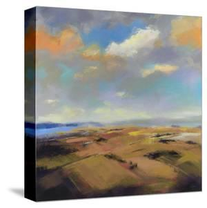 Sky and Land I by Robert Seguin