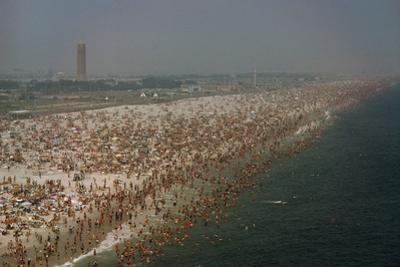 Jones Beach State Park, Long Island, New York, Millions of People Visit Jones Beach Each Summer by Robert Sisson