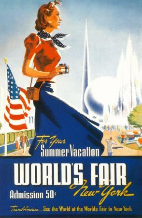 World's Fair New York by Robert Smith