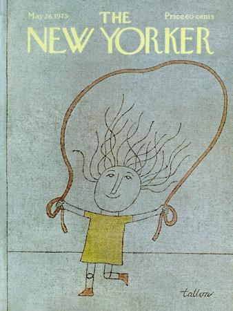 The New Yorker Cover - May 26, 1975