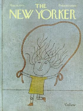 The New Yorker Cover - May 26, 1975 by Robert Tallon