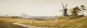 Beverley Minster by Robert Thorne Waite