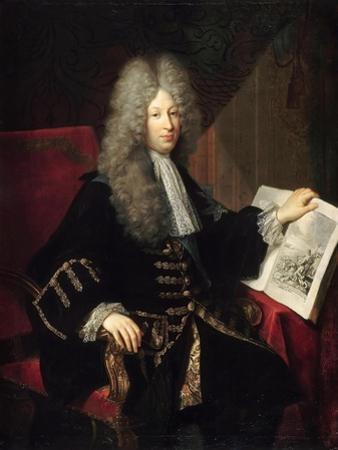 Jérôme Phélypeaux (1674-174), Comte De Pontchartrain