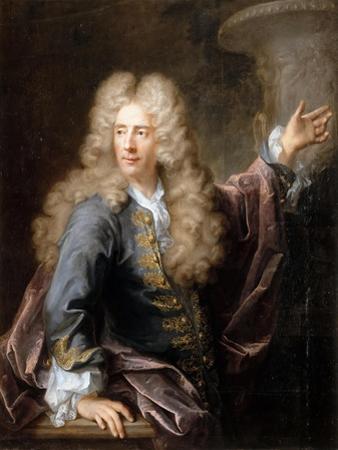 Portrait of the Sculptor Jean Cornu (1650-171)