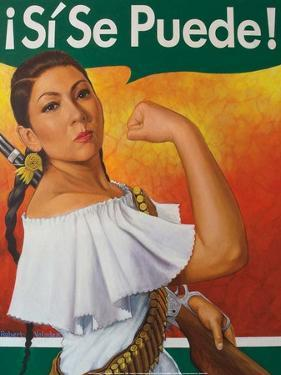 Rosita (¡Sí Se Puede!) by Robert Valadez