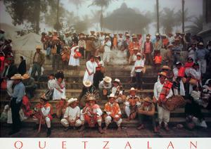 Quetzalan, Mexico by Robert van der Hilst